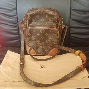 Authentic Louis Vuitton Amazon bag
